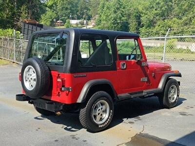 1987 Jeep WRangler 4x4 V6