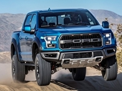 2020 Ford F150 Raptor STUNT