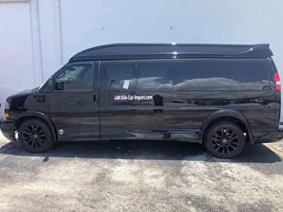 2019 GMC Explorer Conversion Van Extended
