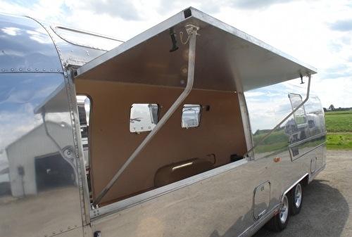 Airstream Caravan Food truck