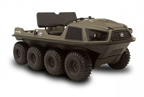 Argo Frontier 700 8x8 Amphibian vehicle