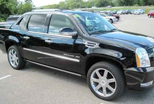 Cadillac Escalade EXT Luxury