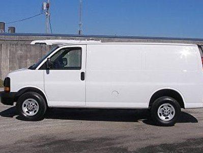 Chevrolet Express Cargo 6.0 L