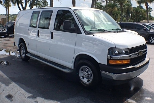 Chevrolet Express Cargo Van / camionette