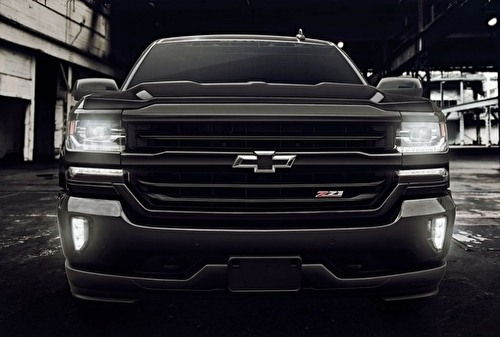 Chevrolet Siverado Midnight Edition Z71