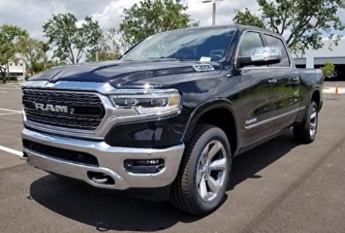 2019 Dodge Ram 1500 Laramie