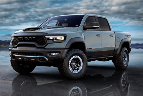 Dodge Ram 1500 Rebel® TRX