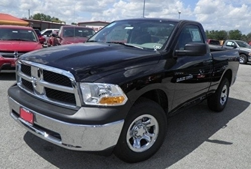 Dodge Ram 2500 ST pick up singe cab