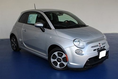 Fiat 500 E 100% Elektrisch