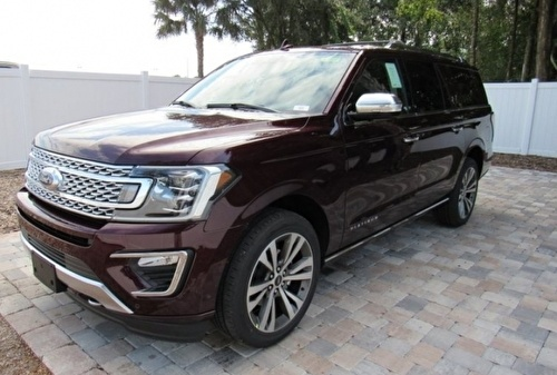 Ford Expedition EL XL / XLT / Limited / Platinum