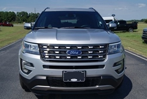 Ford Explorer Limited 2.3 Ecoboost