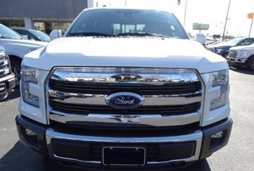 Ford F150 4x4  King Ranch Crew Cab 3.5 L V6 Ecoboost