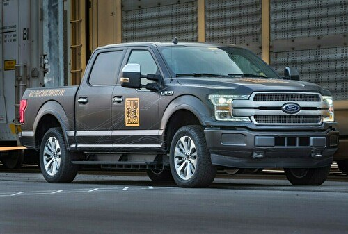 Ford F150 All Electric