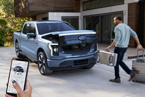 Ford F150 All Electric Lightning