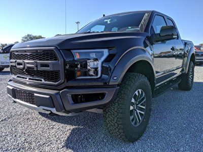Ford F150 Raptor Supercab