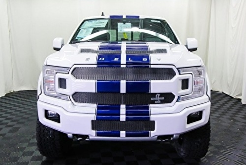 Ford F150 Shelby Super Snake