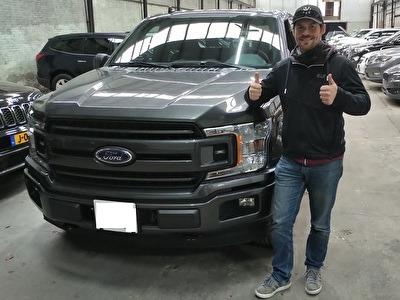 Ford F150 XLT 3.5 V6 Ecoboost