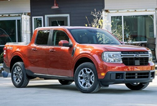 Ford Maverick pick-up