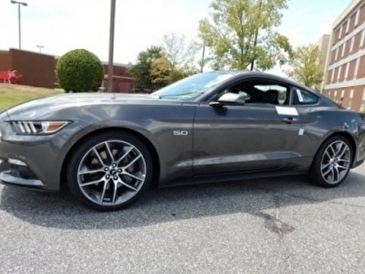 Ford Mustang Premium Direct Delivery from stock!
