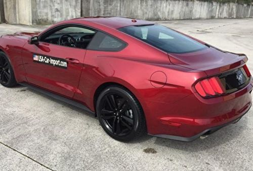 Ford Mustang Premium Ecoboost Coupé