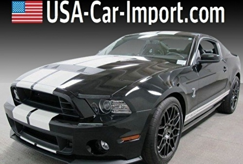 Ford Mustang Shelby GT500 Coupe 650 hp/cv/pk
