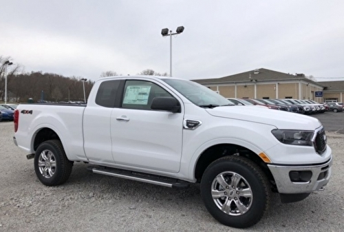 Ford Ranger 2.3 Ecoboost Supercab / extended cab