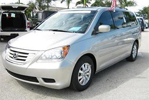 Honda Odyssey EX-L AWD