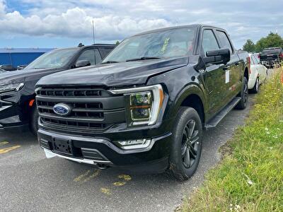 2021 Ford F150 V8