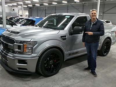 Ford F150 Shelby Supersnake Sport