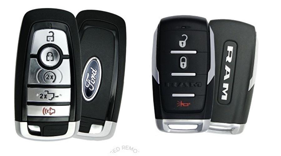 Sleutel / reservesleutel bestellen voor Amerikaanse auto
