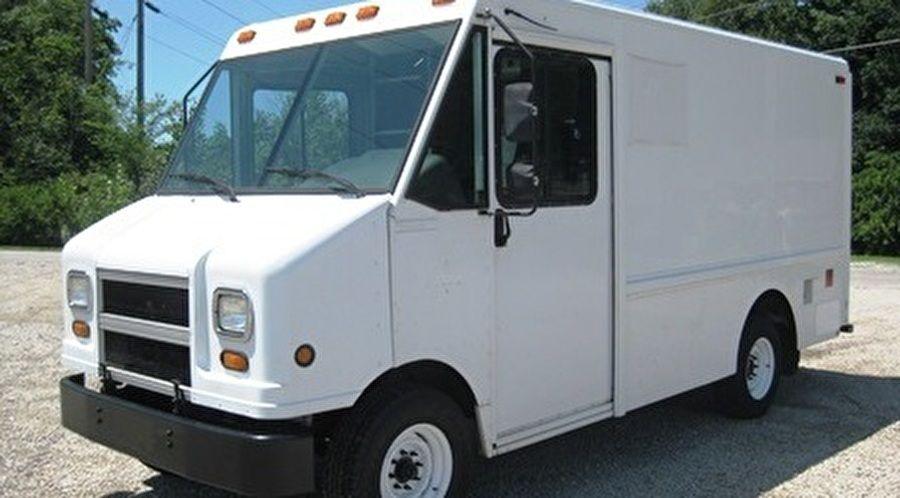 Stepvan Food Truck