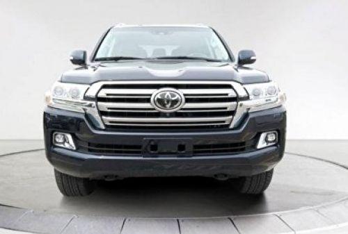 Toyota Land Cruiser Wagon VDJ 200 R