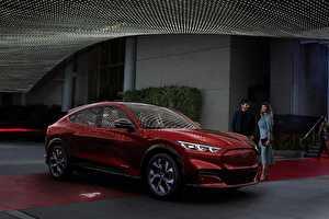 Ford Mustang Mach-E EV 100% elektrisch